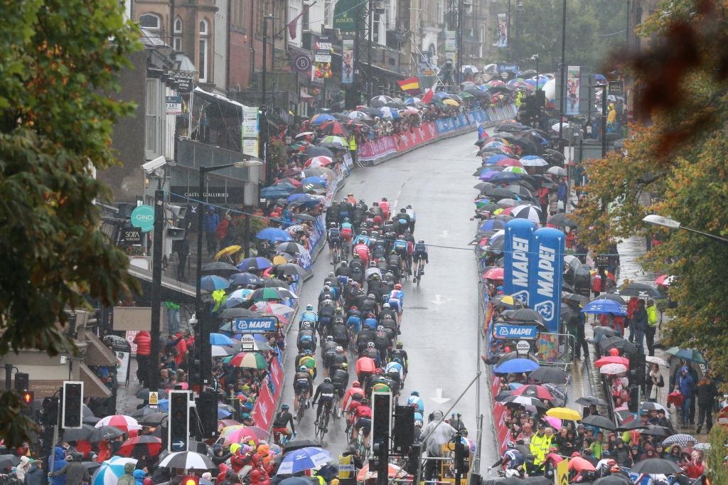 Le Yorkshire fête le vélo