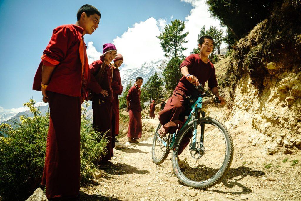 A la rencontre des Népalais