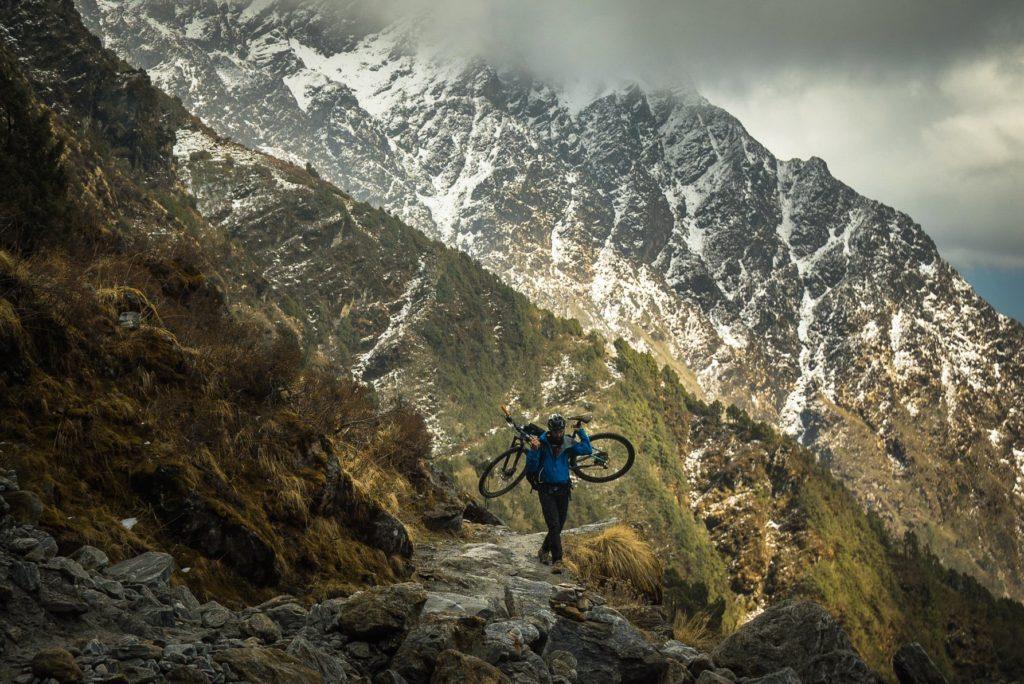 A vélo, rien n'est impossible