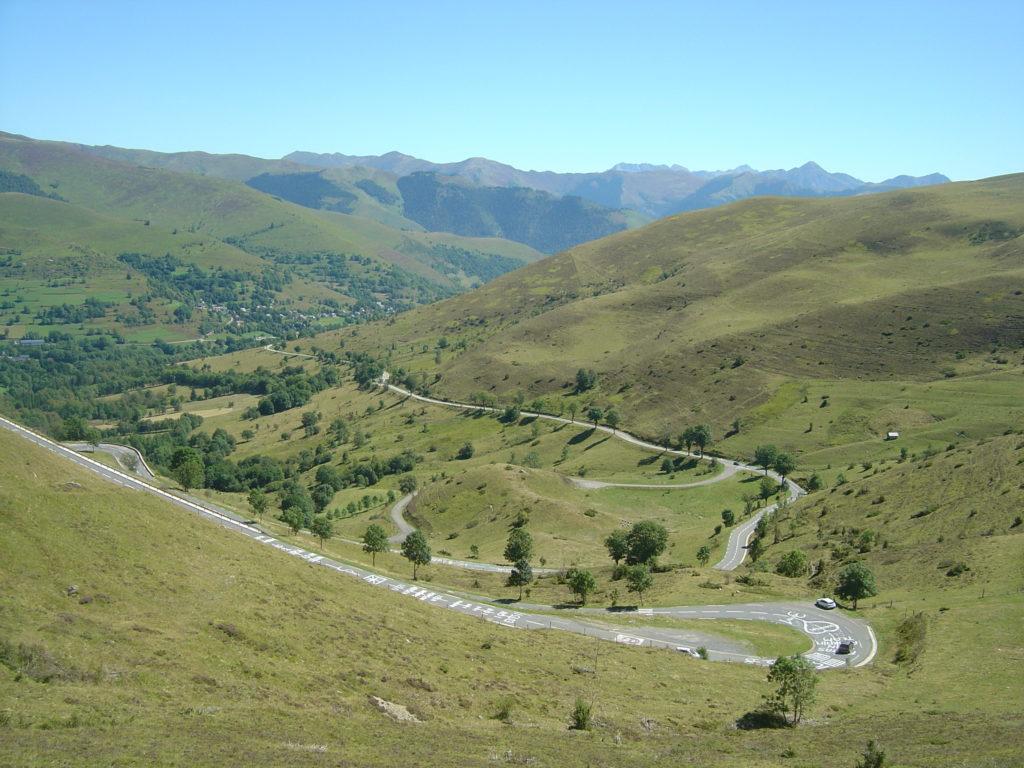 Col de Peyresourde (1569 m) – Pyrénées