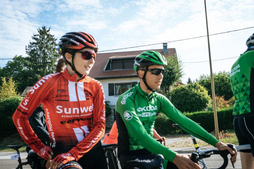 Juliette Labous, professionnelle au sein de la Team Sunweb