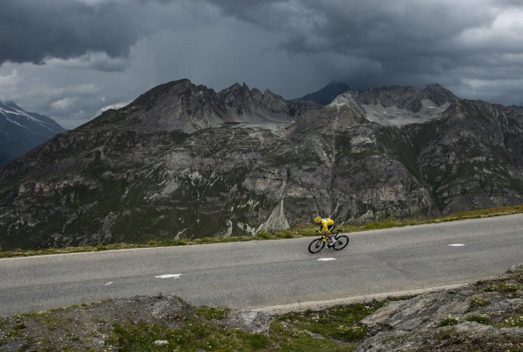 Le col de l'Iseran (2770 m) – Alpes