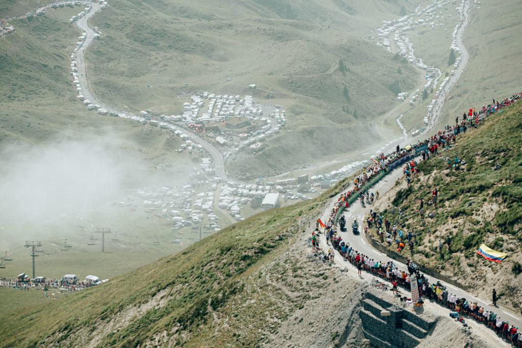 Le col du Tourmalet (2115 m) – Pyrénées