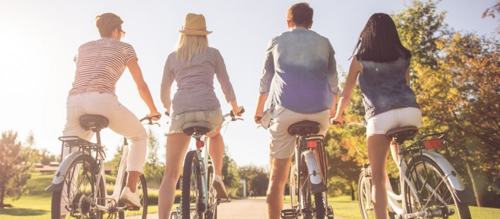 Une étude révèle que le vélo est le moyen de transport qui procure le plus de bonheur