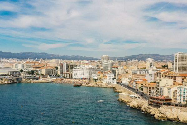 Marseille et la mer