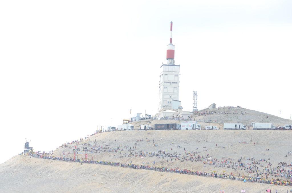 Mont Ventoux (1912 m)
