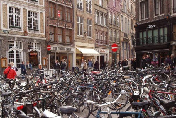 Copenhagen, une des villes du projet Handshake.