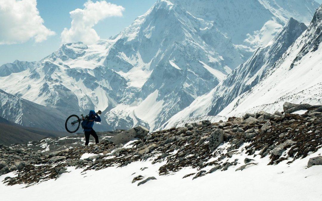 Rêves d'Himalaya, un défi cycliste perché sur le toit du monde
