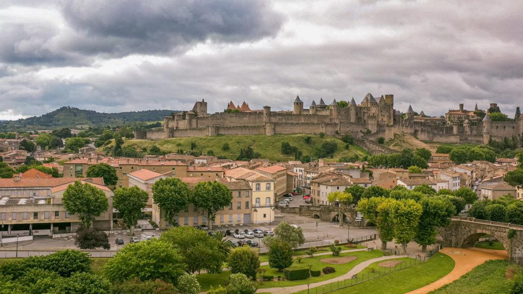 Rendez-vous à Carcassonne