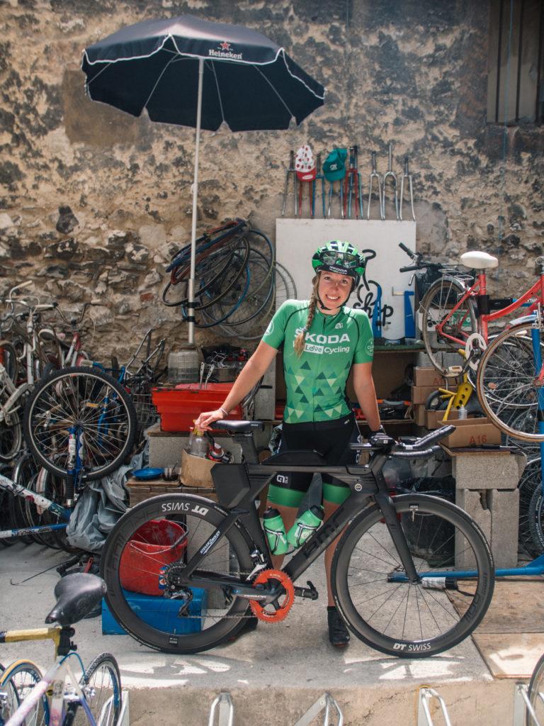 Team Leader en PACA - Morgane