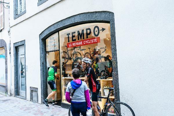 le magasin tempo à Clermont-Ferrand accueille les participants