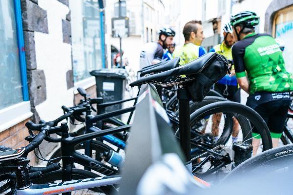 les vélos de la sortie skoda we love cycling