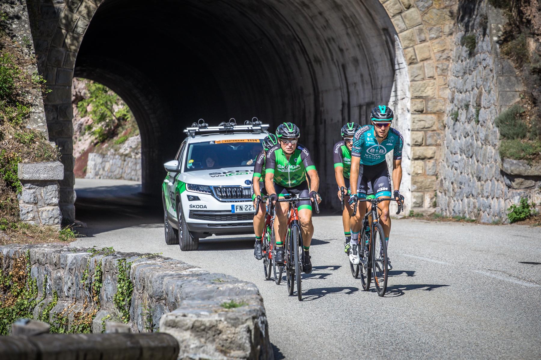 Embarquez avec la Team ŠKODA Route 2020