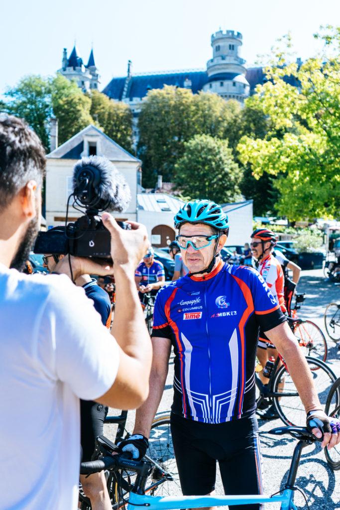 Pourquoi faire du vélo ? Et comment ? Portrait de Didier, qui nous explique pourquoi il roule dans les Clubs SKODA.