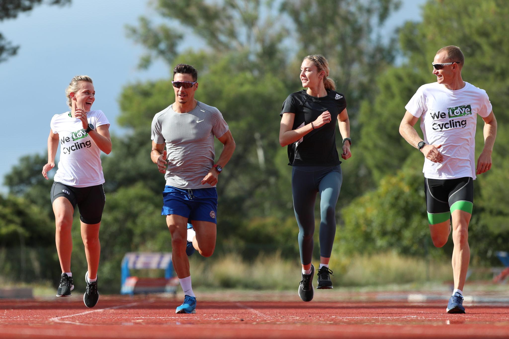 Embarquez avec la team ŠKODA Triathlon !