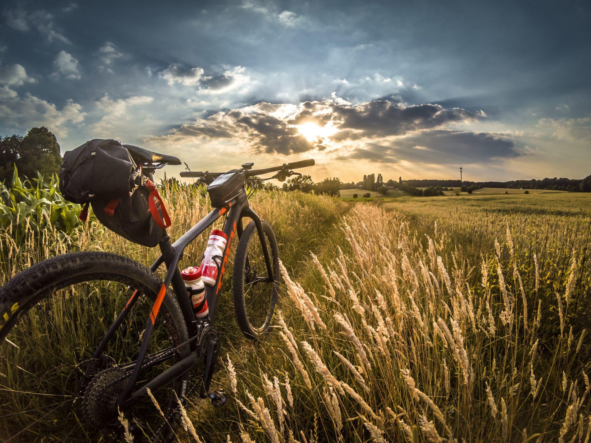 Guide du débutant de l'aventure à vélo