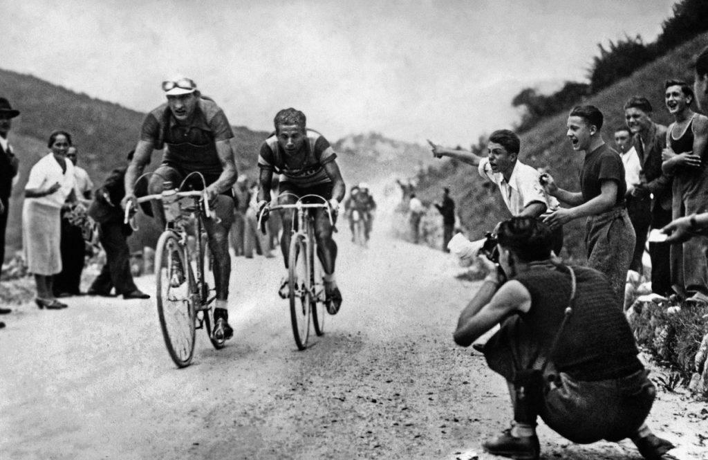 Gino Bartali sur le Giro